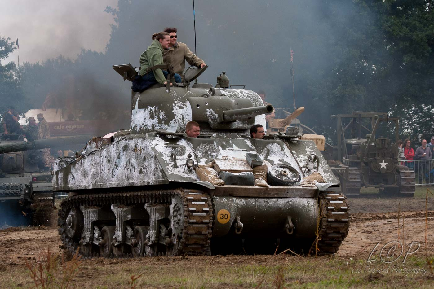 Scorpion Peacekeeper Tank Pictures to Pin on Pinterest ...